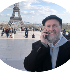 Allen Gluck in Paris